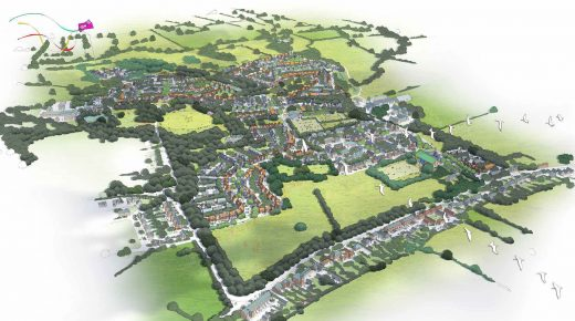 New Outline Planning Application submitted for former Whittingham Hospital site