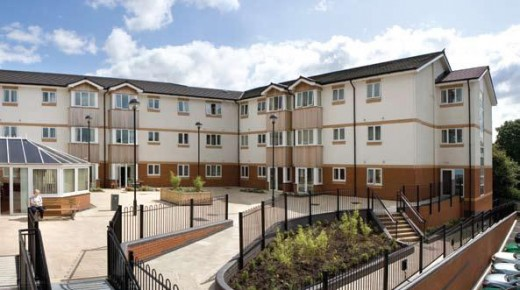 Oldham PFI Sheltered Housing Project