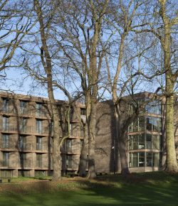 Chadwick Hall in shortlist for RIBA's Stirling Prize 2018