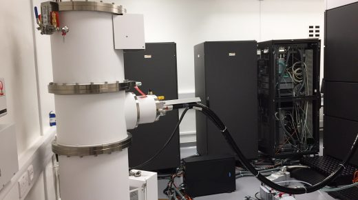 Works completed at the Electron Microscope Laboratory at Birkbeck University of London
