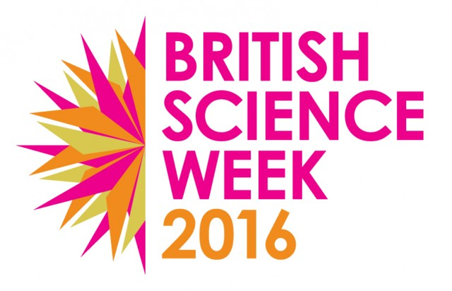 British Science Week Pink
