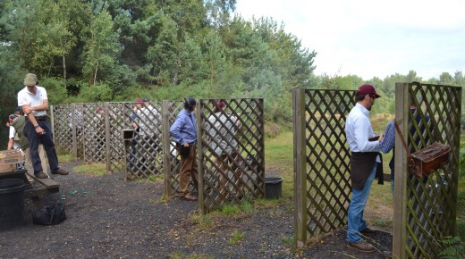 Clay Pigeon Shooting 2016