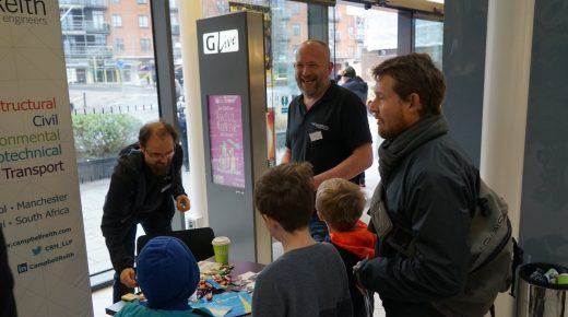 Third year participating in Innovate Guildford STEM event