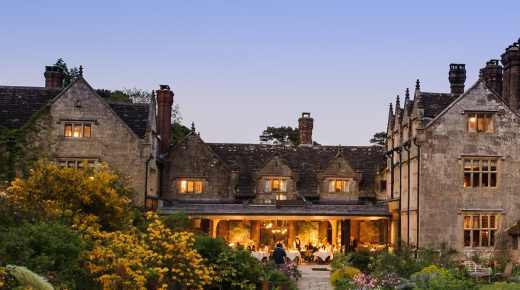 Gravetye Manor awarded Mid Sussex Design Awards
