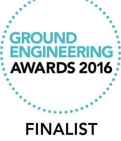 Shortlisted: Geoenvironmental Project of the Year