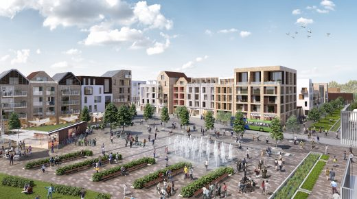 Tibbalds CampbellReith JV appointed to new Homes England Multidisciplinary Framework