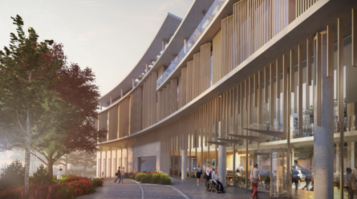 The Oak Cancer Centre Sutton: A new 11,700sqm facility for The Royal Marsden