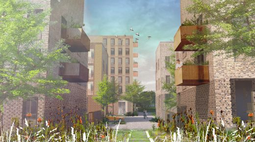 Go ahead for two Lambeth estate regeneration planning applications